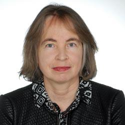 Professorin Heidi Megerle