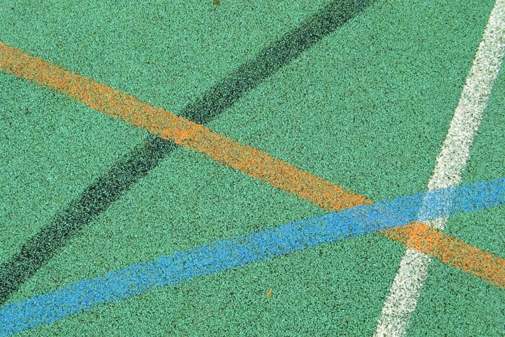 linien treffen aufeinander