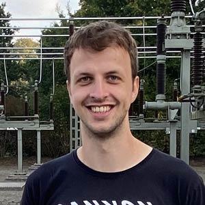 Lars Beerens, Elektroniker für Betriebstechnik bei der Avacon Netz GmbH in Oldenburg