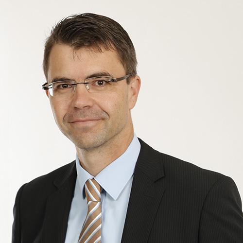 Professor Mark Oelmann, Studiengangleiter