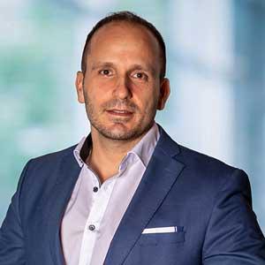 Ausbildungsleiter Daniel Plötz